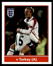 Merlin England 2004 - Beckham (v Turkey Away) No. 39