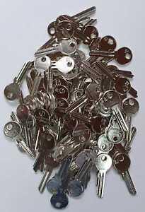 100 Stück EV69X Silca Rohling Schlüsselrohling für Evva