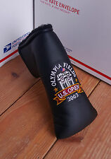 Olympia Fields CC Putter Cover of the 2003 103nd U.S. Open Won by Jim Furyk NEW!