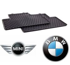 MINI Genuine Rear All Weather Rubber Floor Mats Set/Kit R56 51472231961