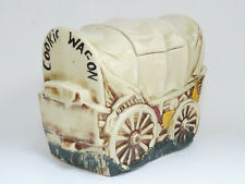 VINTAGE 50's McCOY POTTERY COVERED WAGON
