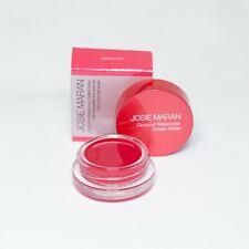 Josie Maran Coconut Watercolor Cheek Gelee 'Getaway Red' (true red) FULL SIZE!