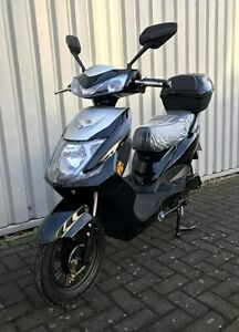 Electric Bike Scooter Moped UK Road Legal No License Tax Insurance needed YW2