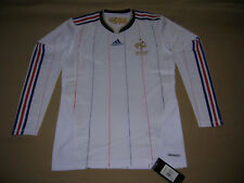 France Soccer Jersey Football Adidas Player Issue Shirt Maglia Trikot Techfit  S