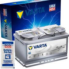 Varta Silver Dynamic 580901080D852 80-Ah Starterbatterie Autobatterie 12V 800A