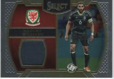 PANINI SELECT SOCCER 2016-17- ASHLEY WILLIAMS- WALES - MEMORABILIA  CARD