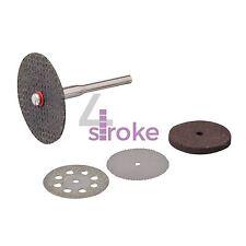 5pce utensile rotante taglio e molatura disco impostata 22, 32 mm di diametro