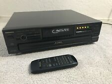 Technics Sl-Pd988 5 Disc Compact Disc Changer Player w/Remote Works Great