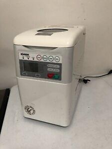 Zojirushi BBCC-S15A Home Bakery Bread Machine White
