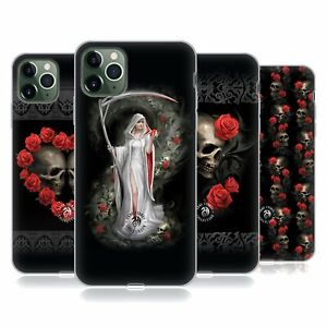 OFFICIAL ANNE STOKES LIFE BLOOD GEL CASE FOR APPLE iPHONE PHONES