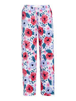Peter Alexander Painted Floral Flannelette Pj Pant Size M