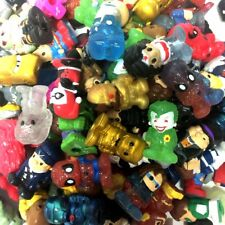 "DC COMICS OOSHIES - random Lot 10PCS DC Comics Marvel TMNT 1.5"" FIGURE Doll Gift"