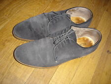 KOST Paris made in France Chaussures de ville bleu marine Taille 42 Ref : N21