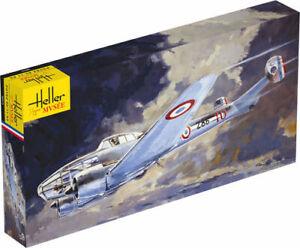 Avion Potez 63-11 A3  Maquette a monter Heller musée France neuve echelle 1:72