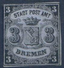 =Bremen Mi.Nr.1 y (*) - Mängel - 150 M€=