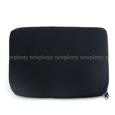 """10"""" 10.1"""" Soft Zipper Case Cover Bag Sleeve For Notebook Laptop Tablet iPad PC"""