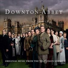 Downton Abbey TV Show Soundtrack Set 2 Disks By John Lunn & more (CDs 2011-12)