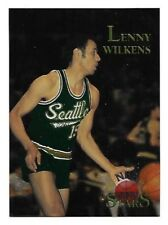 1996 Topps Stars Finest Lenny Wilkens #149
