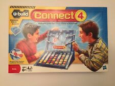 HASBRO CONNECT 4 U-BUILD GAME AGES 6+