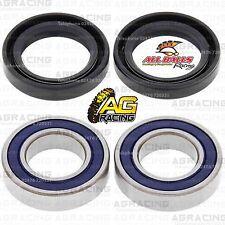 All Balls Front Wheel Bearings & Seals Kit For Yamaha YZ 125 2010 10 Motocross