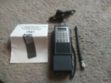 Sts Model Av 7600 Handheld Transceiver Preowned Vg Condition
