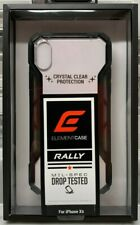 Rally by Element Case iPhone XS/XR/XS Max Series - Black/Clear Rugged - MIL SPEC