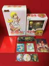VERY GOOD Nendoroid Bakemonogatari Shinobu Oshino Premium Item Box Figure F/S