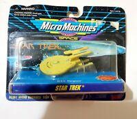 New STAR TREK Micro Machines USS Stargazer NCC-2893 Galoob Sci-fi Space Ship