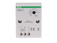 F&F OM-1 Stromverbrauch Begrenzer 230V AC 16A 2000VA 1x NO IP20 Power Limiter