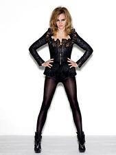 Emma Watson Poster 24x36 Black