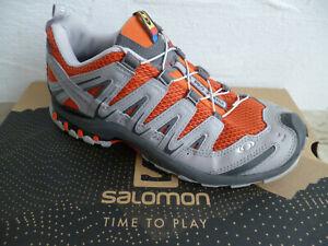 Salomon XA PRO 3D ULTRA W Sportschuhe Halbschuhe Sneakers grau/orange Neu