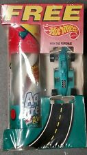 1993 Hot Wheels Aquafresh Green Turbo Streak Race Car Unopened Package