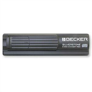 Becker CD Wechsler 7860,Neuware,DEUTSCHER-BECKER FACHHÄNDLER seit 28 Jahren