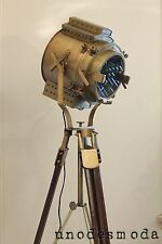 Classic Hand Made Home Decor Floor Tripod Lamp. Fancy expensive gift present top