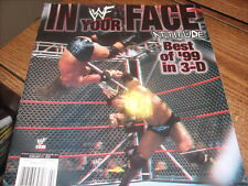 WWE Magazine Best of '99 The Rock  25EL