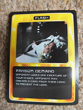 Doctor Who CCG 1996 - Flash - Ransom Demand