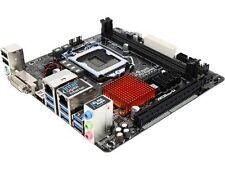 ASRock H170M-ITX/DL LGA 1151 Intel H170 HDMI SATA 6Gb/s USB 3.0 Mini ITX Intel M