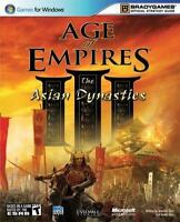 Age of Empires III: The Asian Dynasties Official Strategy Guide (Official Strate