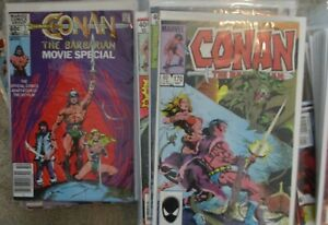 CONAN THE BARBARIAN LARGE LOT - 40 editions