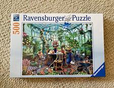 "Ravensburger ""Greenhouse Morning"" 500 Piece Puzzle"