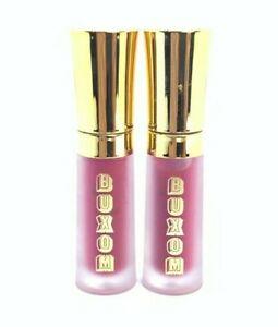 Lot/2 Buxom Full-On Lip Cream ~ Berry Bramble ~ .07 oz / Read Description