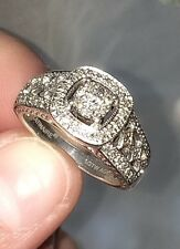 I Said Yes 1/3 CT. T.W. Certified Diamond Engagement Ring Size 7