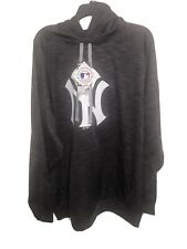 NWT New York Yankees Men's Majestic 3XL Thermabase Hoodie Pullover