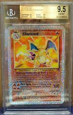 2002 Legendary Charizard Reverse Holo Box Topper Pokemon Card BGS 9.5 Gem Mint