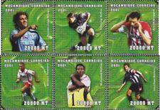 Mozambique 1871-1876 neuf avec gomme originale 2001 Football-WM 2002
