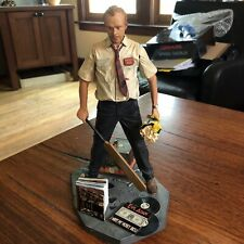 """Cult Classics Series 4 Shaun From """"Shaun of the Dead"""" 7in Action Figure NECA To"""