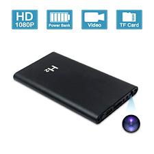Hidden Spy Camera 1080P HD 5000mAh Power Bank Cam Security Surveillance No Wifi