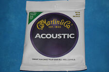 Martin M170 Extra Light Gauge 80-20 Bronze Strings