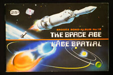 Red Rose - Blue Ribbon Space Age Card Book (L'Age Spatial)