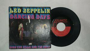 "Led Zeppelin ""Dancing days"" 45t Atlantic 103.28"